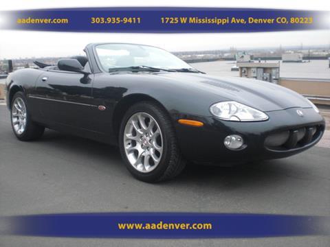 2001 Jaguar XKR for sale in Denver, CO