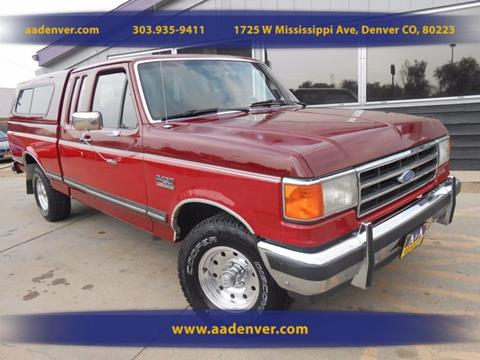 1990 Ford F-150 for sale in Denver, CO