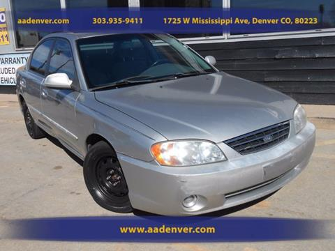 2003 Kia Spectra for sale in Denver, CO