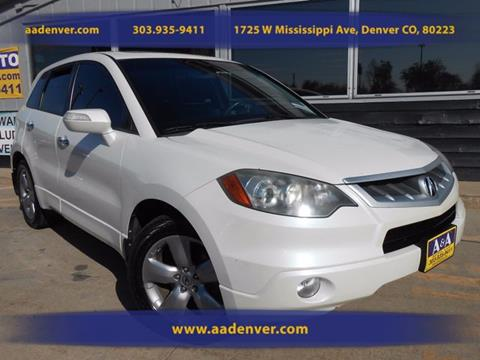 2007 Acura RDX for sale in Denver, CO