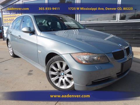 2007 BMW 3 Series for sale in Denver, CO
