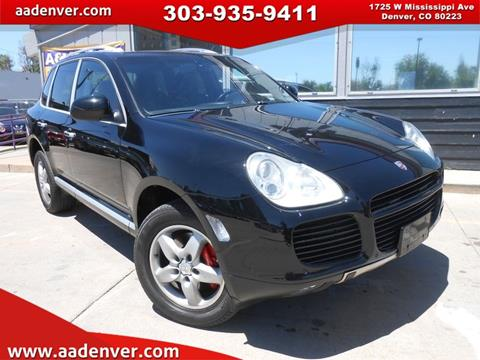 2004 Porsche Cayenne for sale in Denver, CO