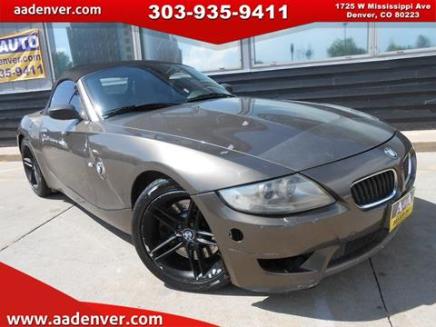 Bmw Z4 M For Sale In Chantilly Va Carsforsale