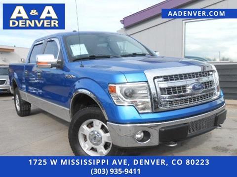 2014 Ford F-150 for sale in Denver, CO