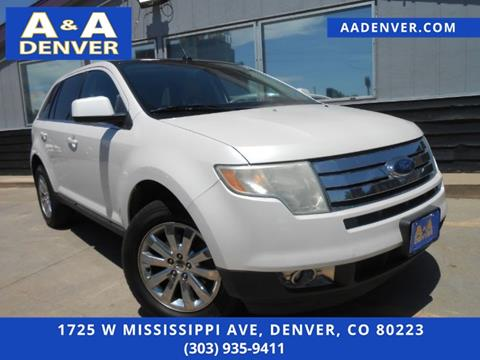 2009 Ford Edge for sale in Denver, CO