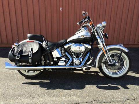 2003 Harley-Davidson Heritage Springer Classic for sale at AVAZI AUTO GROUP LLC in Gaithersburg MD