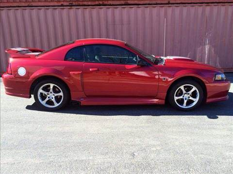 2004 Ford Mustang for sale at AVAZI AUTO GROUP LLC in Gaithersburg MD