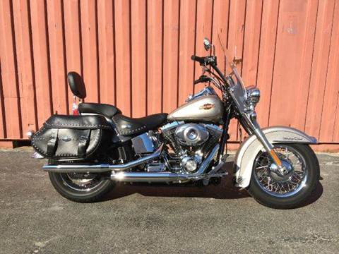 2007 Harley-Davidson Softail Heritage for sale at AVAZI AUTO GROUP LLC in Gaithersburg MD