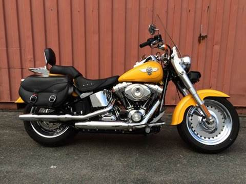 2011 Harley-Davidson Softtail for sale at AVAZI AUTO GROUP LLC in Gaithersburg MD