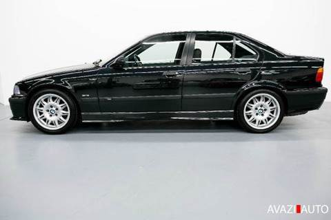 1997 BMW M3 for sale at AVAZI AUTO GROUP LLC in Gaithersburg MD