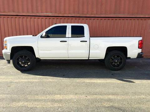 2014 Chevrolet Silverado 1500 for sale at AVAZI AUTO GROUP LLC in Gaithersburg MD