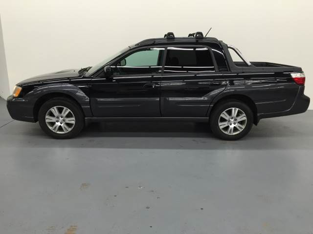 2005 Subaru Baja for sale at AVAZI AUTO GROUP LLC in Gaithersburg MD