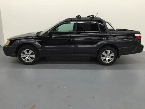 2005 Subaru Baja for sale at AVAZI AUTO GROUP LLC in Gaithersburg MD