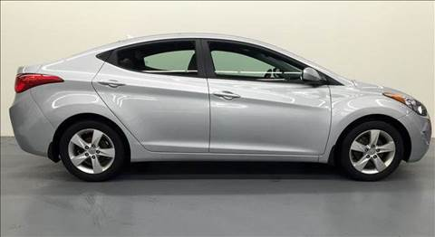 2012 Hyundai Elantra for sale at AVAZI AUTO GROUP LLC in Gaithersburg MD