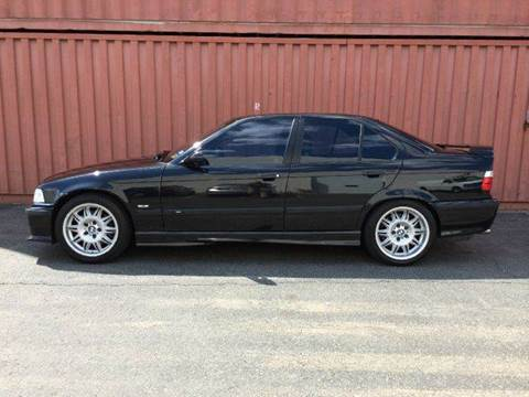 1998 BMW M3 for sale at AVAZI AUTO GROUP LLC in Gaithersburg MD