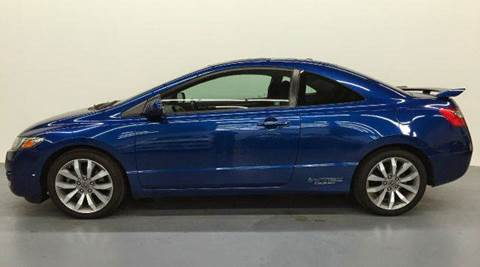 2011 Honda Civic for sale at AVAZI AUTO GROUP LLC in Gaithersburg MD