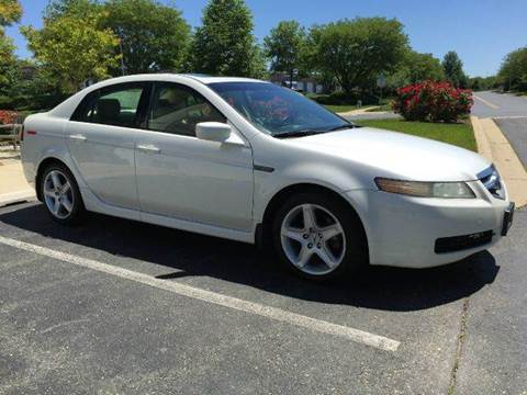 2004 Acura TL for sale at AVAZI AUTO GROUP LLC in Gaithersburg MD