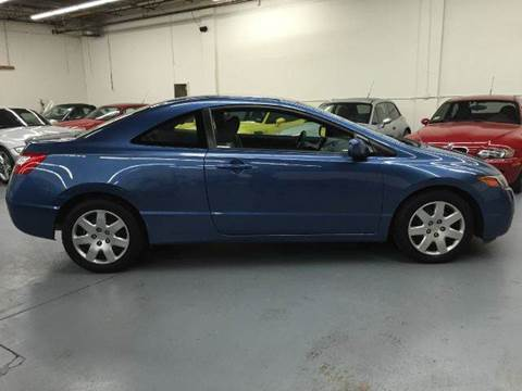 2008 Honda Civic for sale at AVAZI AUTO GROUP LLC in Gaithersburg MD