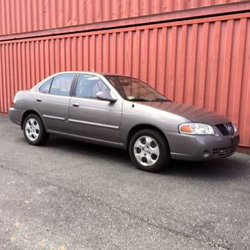 2005 Nissan Sentra for sale at AVAZI AUTO GROUP LLC in Gaithersburg MD