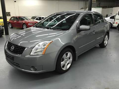 2009 Nissan Sentra for sale at AVAZI AUTO GROUP LLC in Gaithersburg MD