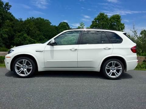 2011 BMW X5 M for sale at AVAZI AUTO GROUP LLC in Gaithersburg MD