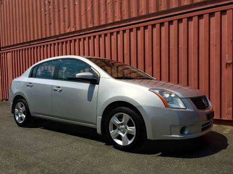 2008 Nissan Sentra for sale at AVAZI AUTO GROUP LLC in Gaithersburg MD