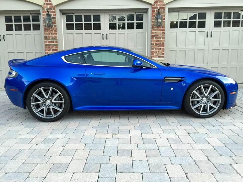 2012 Aston Martin V8 Vantage S 2dr Coupe In Gaithersburg Md Avazi