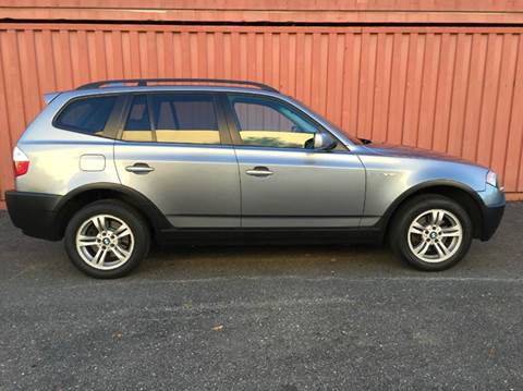 2005 BMW X3 for sale at AVAZI AUTO GROUP LLC in Gaithersburg MD