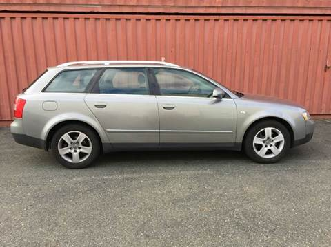 2003 Audi A4 for sale at AVAZI AUTO GROUP LLC in Gaithersburg MD