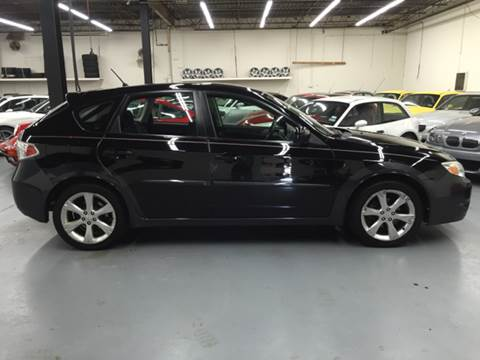 2008 Subaru Impreza for sale at AVAZI AUTO GROUP LLC in Gaithersburg MD