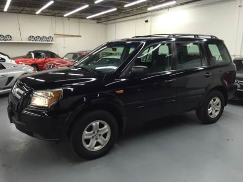 2006 Honda Pilot for sale at AVAZI AUTO GROUP LLC in Gaithersburg MD