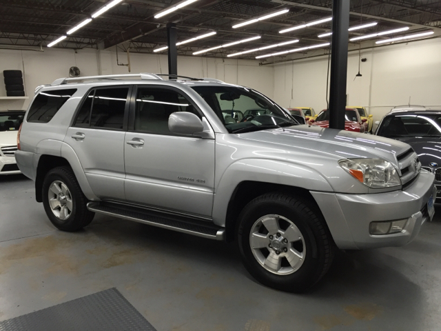 2003 toyota 4runner limited 4wd 4dr suv in gaithersburg md avazi auto group llc. Black Bedroom Furniture Sets. Home Design Ideas