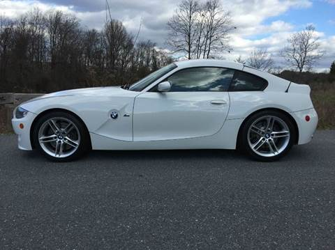 2008 BMW Z4 M for sale at AVAZI AUTO GROUP LLC in Gaithersburg MD