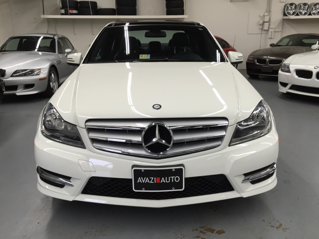 2012 Mercedes Benz C Class C300 Sport 4matic Awd 4dr Sedan In