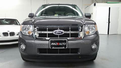 2012 Ford Escape for sale at AVAZI AUTO GROUP LLC in Gaithersburg MD