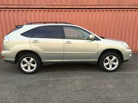 2004 Lexus RX 330 for sale at AVAZI AUTO GROUP LLC in Gaithersburg MD