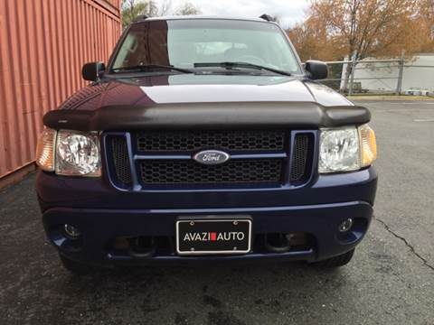 2005 Ford Explorer Sport Trac for sale at AVAZI AUTO GROUP LLC in Gaithersburg MD