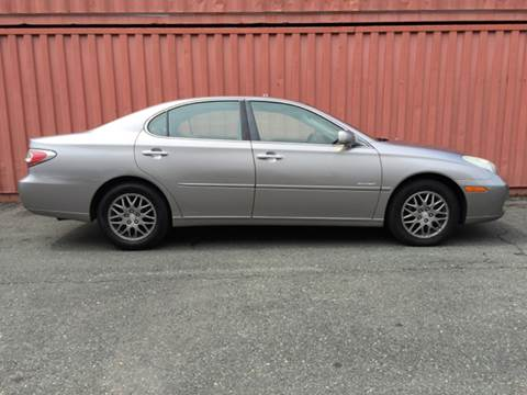 2004 Lexus ES 330 for sale at AVAZI AUTO GROUP LLC in Gaithersburg MD