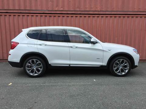 2015 BMW X3 for sale at AVAZI AUTO GROUP LLC in Gaithersburg MD