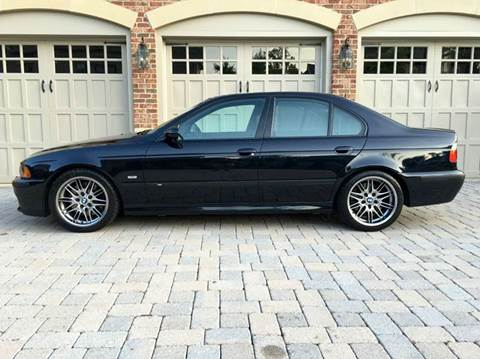 2002 BMW M5 for sale at AVAZI AUTO GROUP LLC in Gaithersburg MD