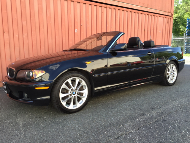 Bmw Series Ci Dr Convertible In Gaithersburg MD AVAZI - Bmw 2004 convertible