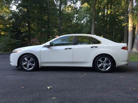 2011 Acura TSX for sale at AVAZI AUTO GROUP LLC in Gaithersburg MD