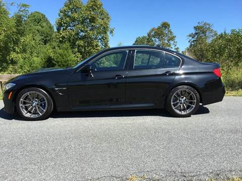 2015 BMW M3 for sale at AVAZI AUTO GROUP LLC in Gaithersburg MD