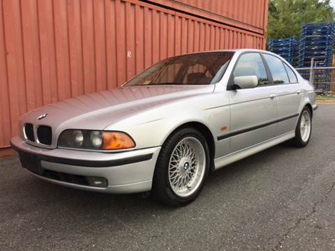 1999 BMW 5 Series for sale at AVAZI AUTO GROUP LLC in Gaithersburg MD