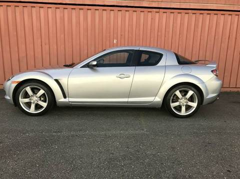 2007 Mazda RX-8 for sale at AVAZI AUTO GROUP LLC in Gaithersburg MD