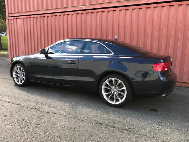 2013 Audi A5 20t Quattro Premium Plus Coupe Awd