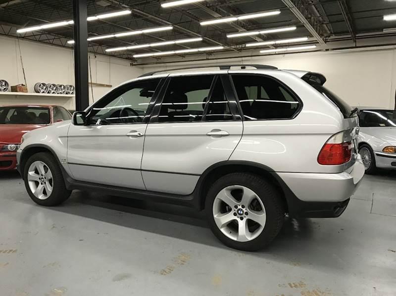 2006 Bmw X5 4 4i Awd 4dr Suv In Gaithersburg Md Avazi Auto Group Llc