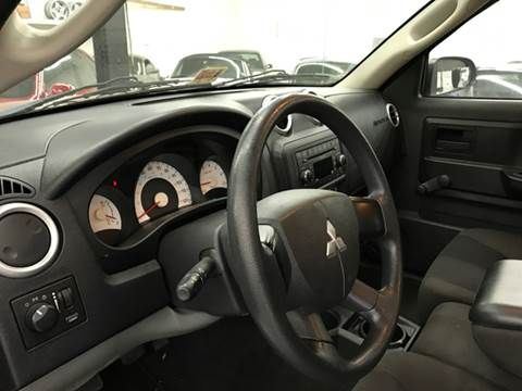2008 Mitsubishi Raider for sale at AVAZI AUTO GROUP LLC in Gaithersburg MD
