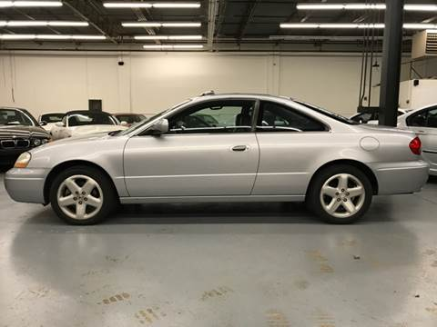 2001 Acura CL for sale at AVAZI AUTO GROUP LLC in Gaithersburg MD
