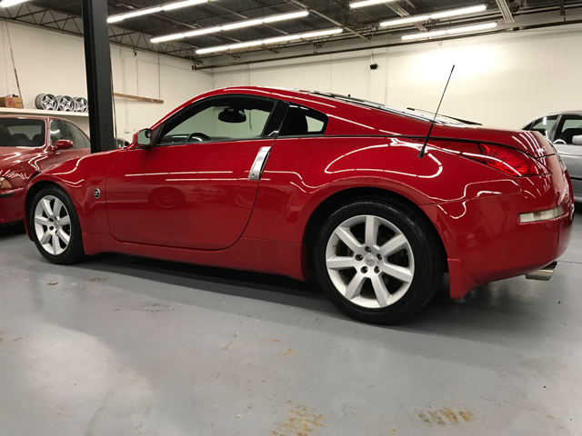 2005 nissan 350z enthusiast 2dr coupe in gaithersburg md avazi vehicle options sciox Images